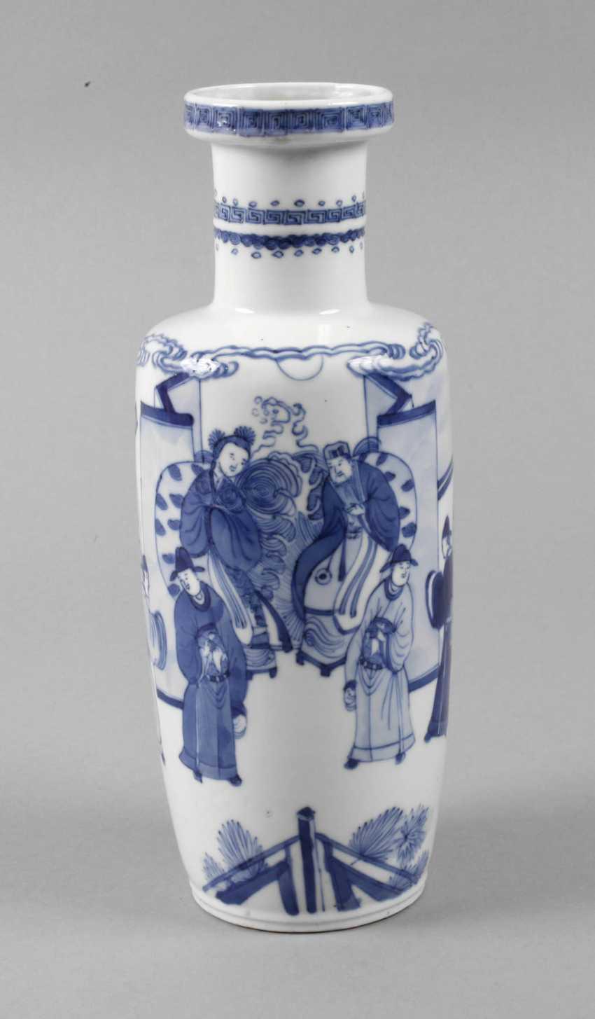 Small Vase China - photo 1