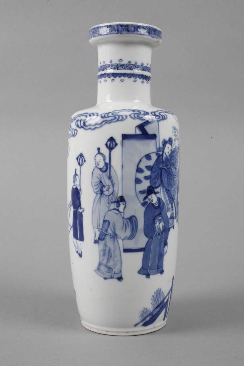 Small Vase China - photo 6