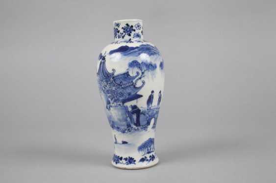 Small Vase China - photo 3
