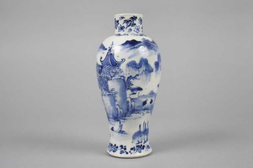 Small Vase China - photo 4