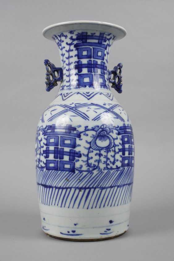 Bodenvase China - photo 3
