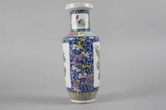 Vase Famille rose - photo 4