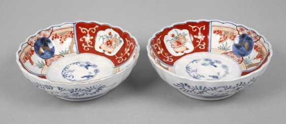 Two Bowls Imari - photo 1