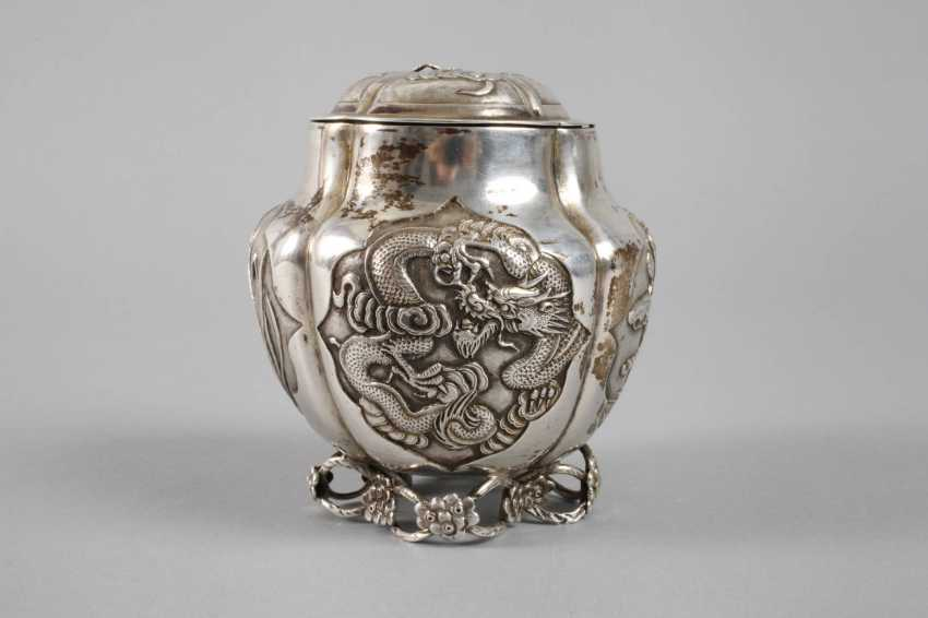 Lid Tin Silver - photo 2
