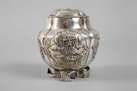 Lid Tin Silver - photo 3