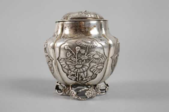 Lid Tin Silver - photo 4