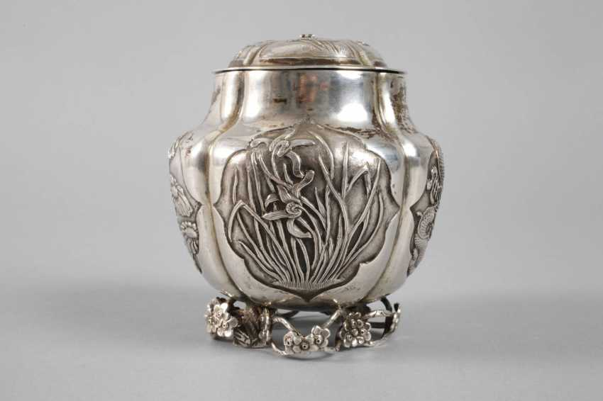 Lid Tin Silver - photo 5