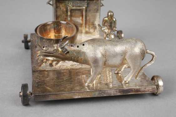 Figural Cruet Silver - photo 3