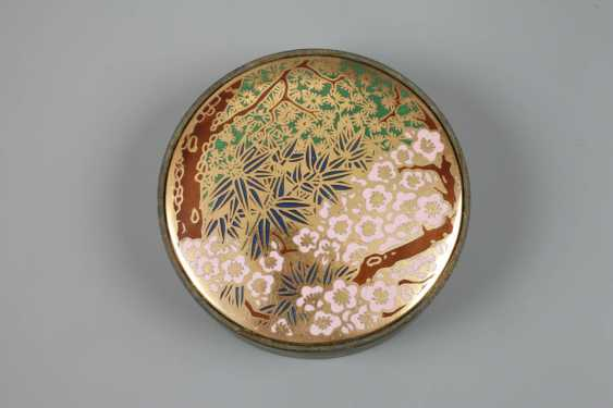 Lidded Box Japan - photo 2