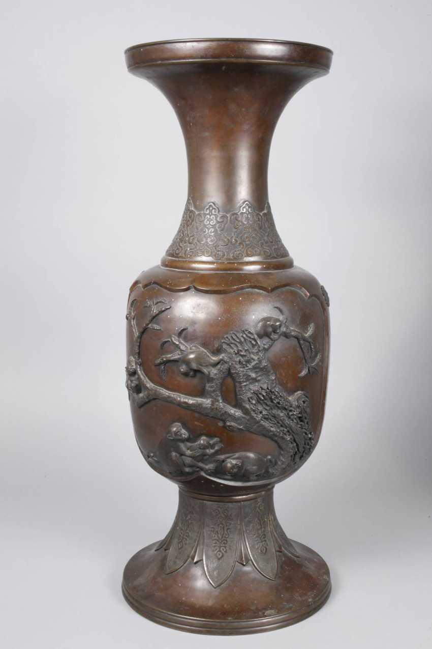 Pair Of Floor Vases - photo 2