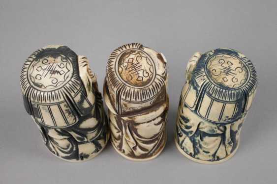 Three Ivory Carvings - photo 4
