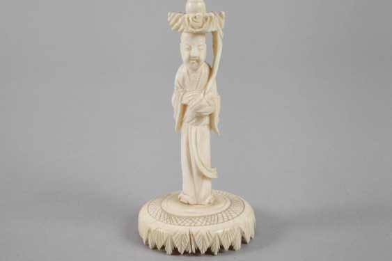 Two Ivory Carvings - photo 4