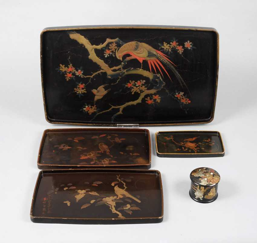 Collection Of Lacquer Work In China - photo 1