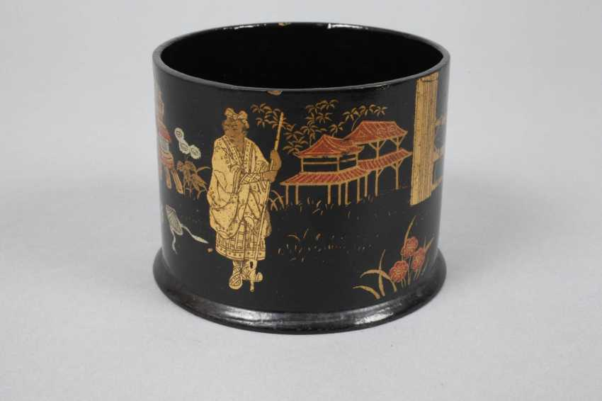 Collection Of Lacquer Work In China - photo 2