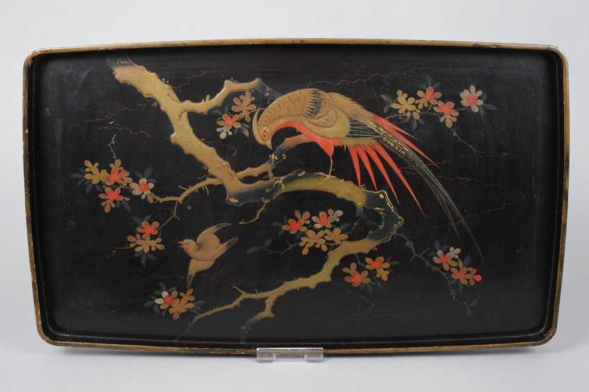Collection Of Lacquer Work In China - photo 3