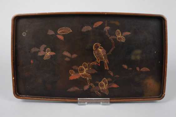 Collection Of Lacquer Work In China - photo 4