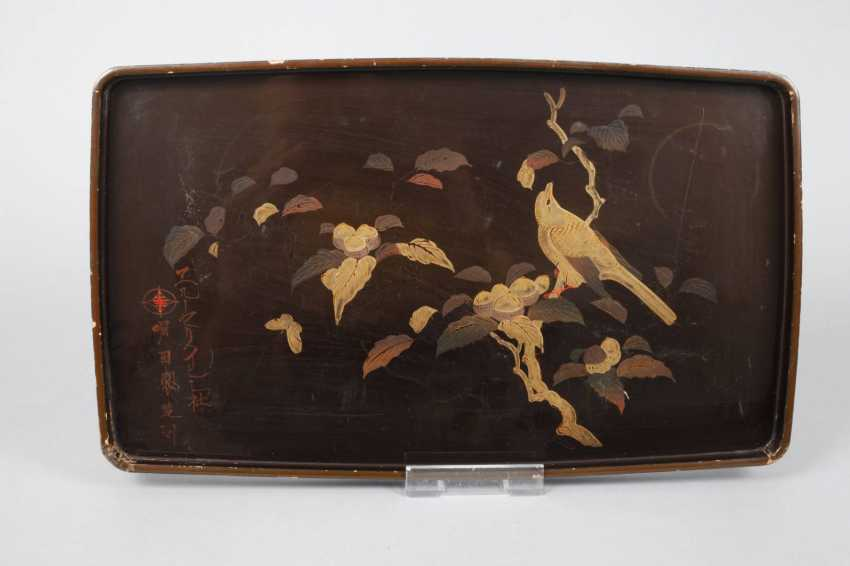 Collection Of Lacquer Work In China - photo 5