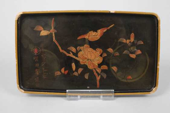 Collection Of Lacquer Work In China - photo 7
