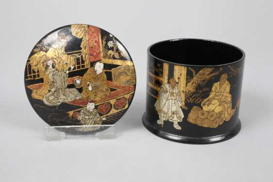 Collection Of Lacquer Work In China - photo 8