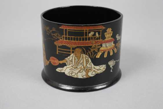 Collection Of Lacquer Work In China - photo 9