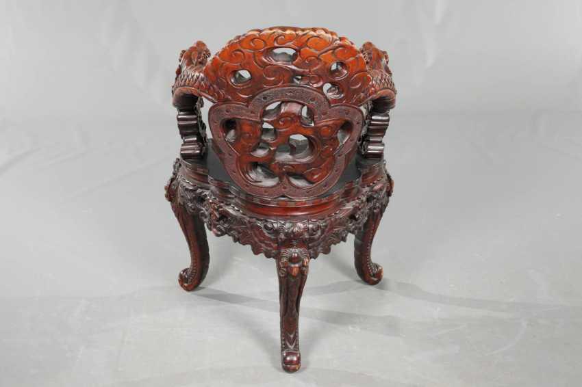 Pair Of Armchairs, China - photo 4