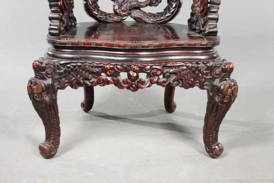 Pair Of Armchairs, China - photo 7
