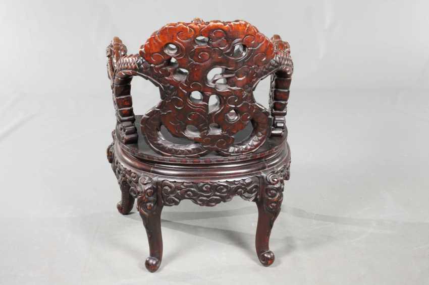 Pair Of Armchairs, China - photo 9