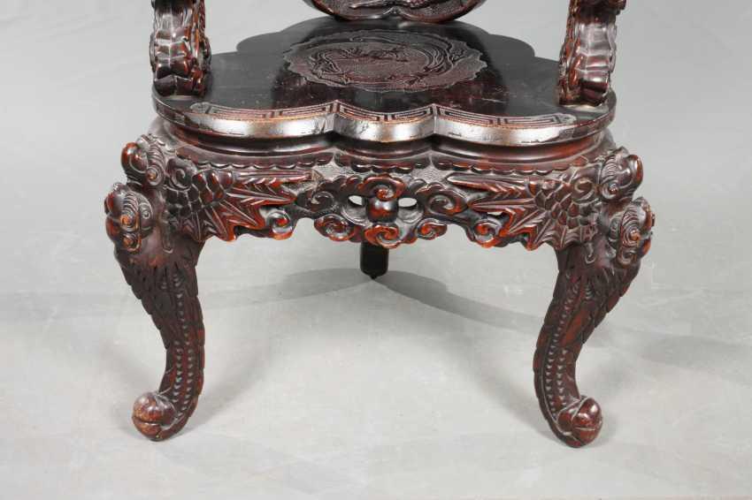Pair Of Armchairs, China - photo 12