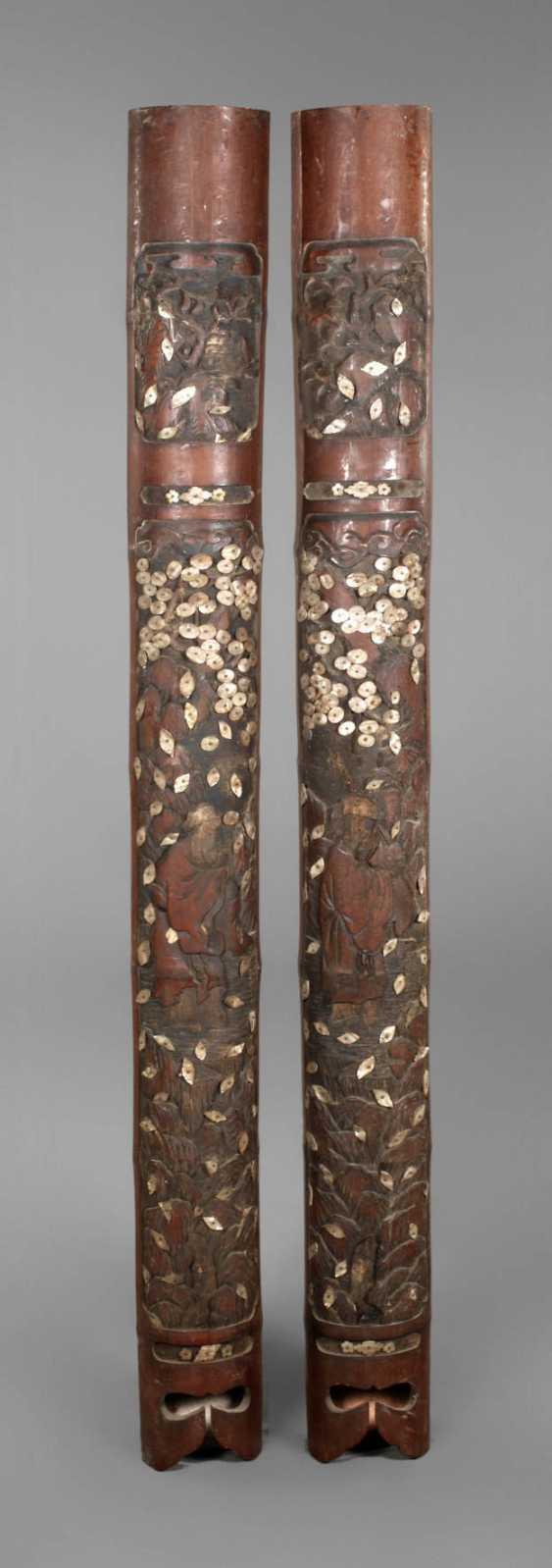 Pair Of Half Columns - photo 1