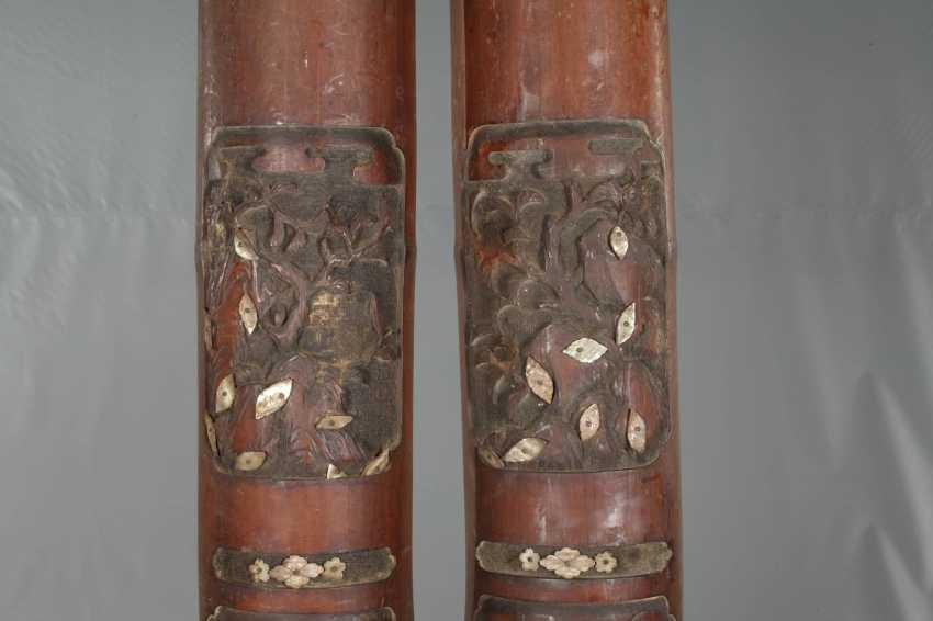 Pair Of Half Columns - photo 2