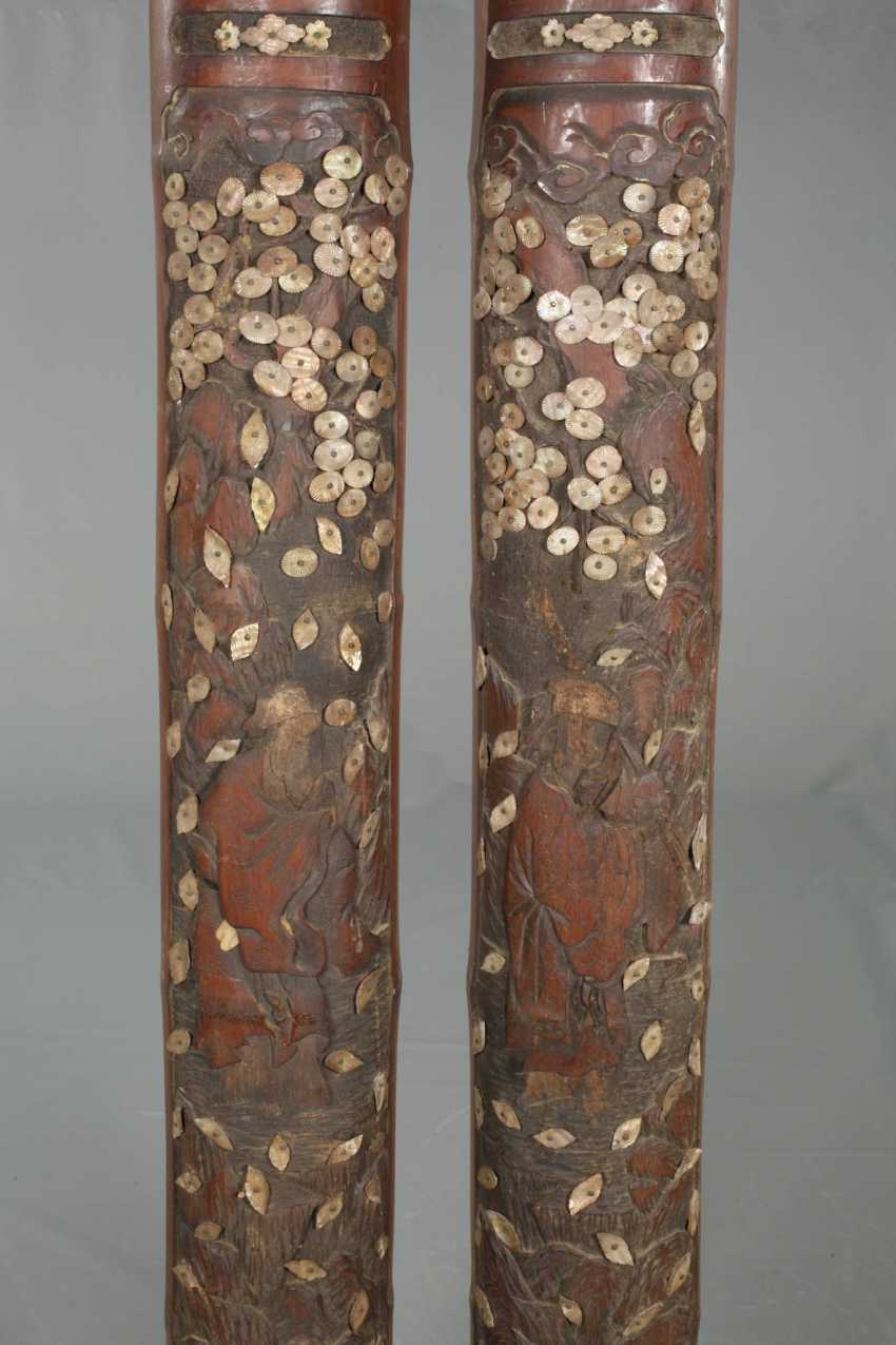 Pair Of Half Columns - photo 3