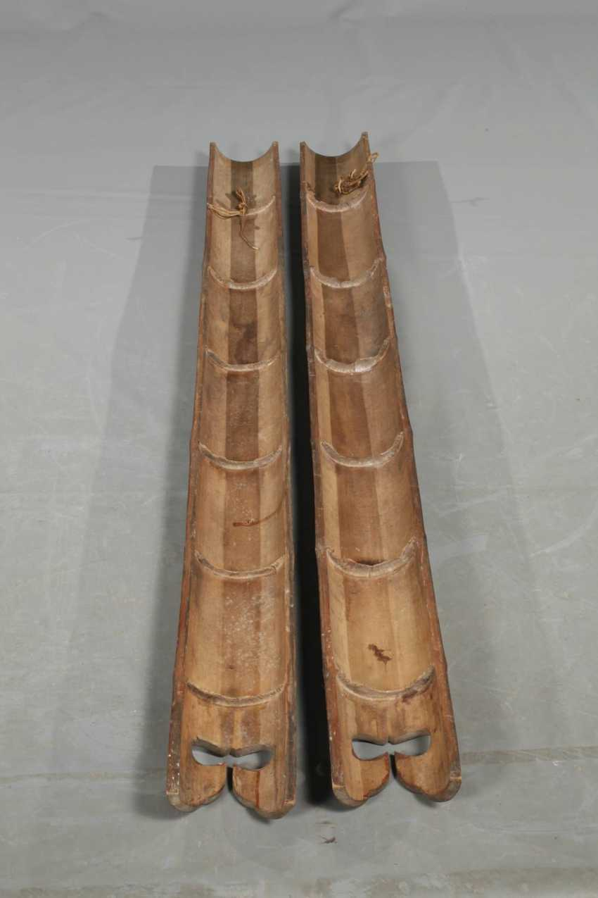 Pair Of Half Columns - photo 5