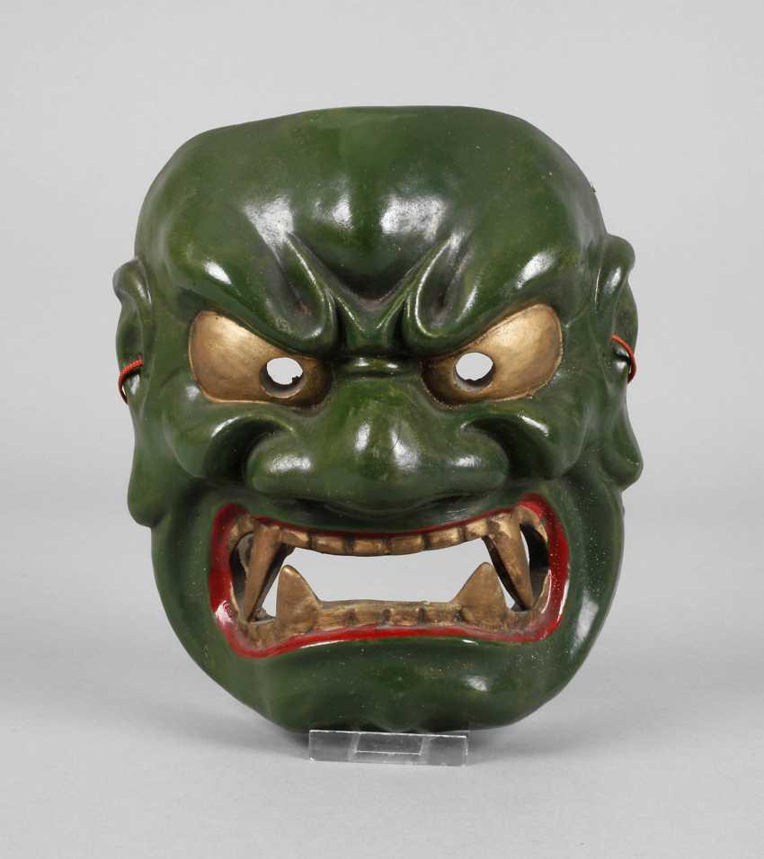 Maske Japan - photo 1