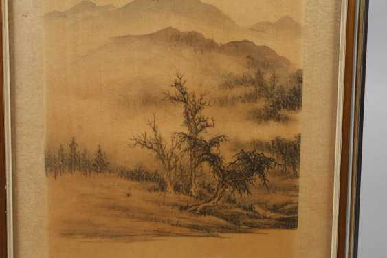 Silk painting - photo 3
