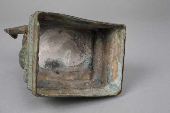 Bronze Sculpture Of Ganesha - photo 5