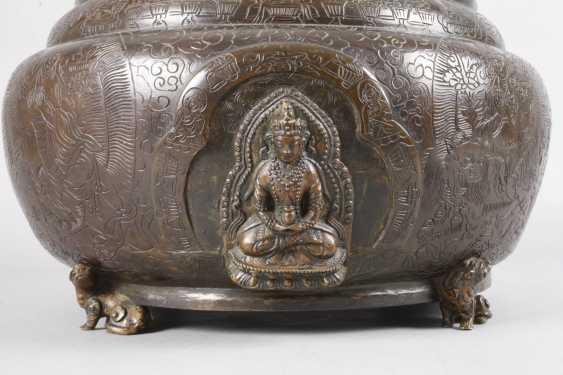 Cachepot Bronze - photo 3