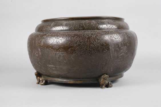Cachepot Bronze - photo 4