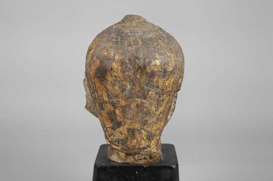 Buddha head - photo 3