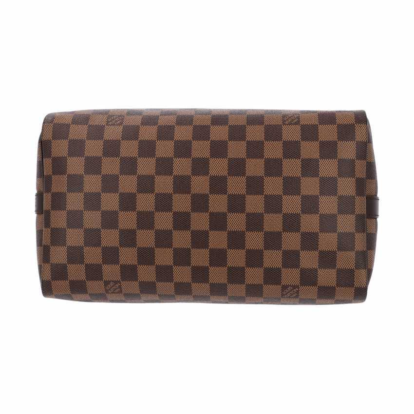 """LOUIS VUITTON handbag """"SPEEDY 30 STRAP."""", Collection of 2017. - photo 5"""