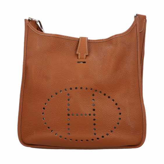 """HERMÈS shoulder bag """"EVELYN"""", collection 2005. - photo 1"""