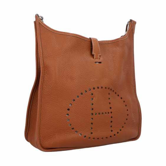 """HERMÈS shoulder bag """"EVELYN"""", collection 2005. - photo 2"""