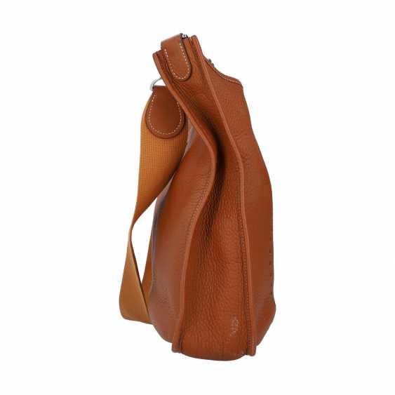 """HERMÈS shoulder bag """"EVELYN"""", collection 2005. - photo 3"""