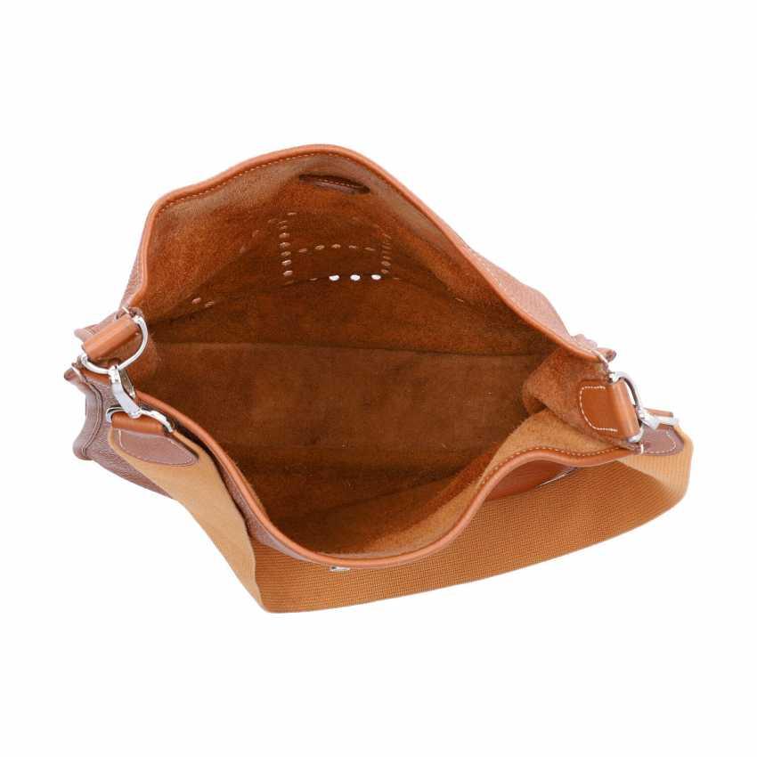 """HERMÈS shoulder bag """"EVELYN"""", collection 2005. - photo 6"""
