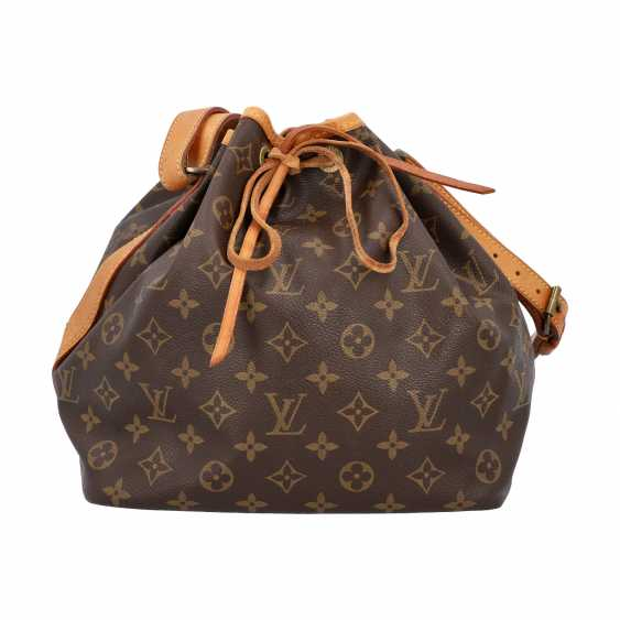 """LOUIS VUITTON VINTAGE bag """"NOÉ"""", in the collection in 1992. - photo 1"""