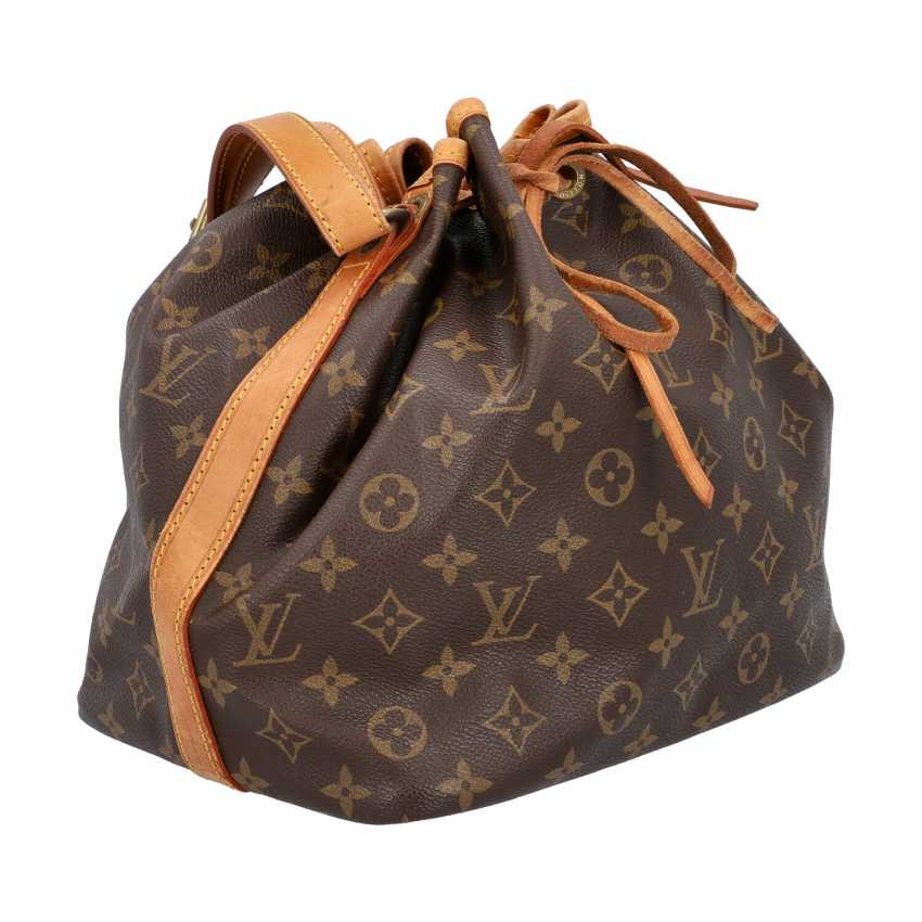 """LOUIS VUITTON VINTAGE bag """"NOÉ"""", in the collection in 1992. - photo 2"""