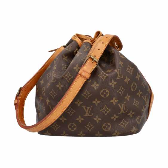 """LOUIS VUITTON VINTAGE bag """"NOÉ"""", in the collection in 1992. - photo 4"""
