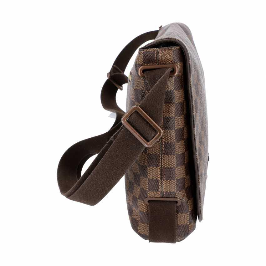 """LOUIS VUITTON Messenger Bag, """"BROOKLYN MM"""", Kollektion 2010. - photo 3"""