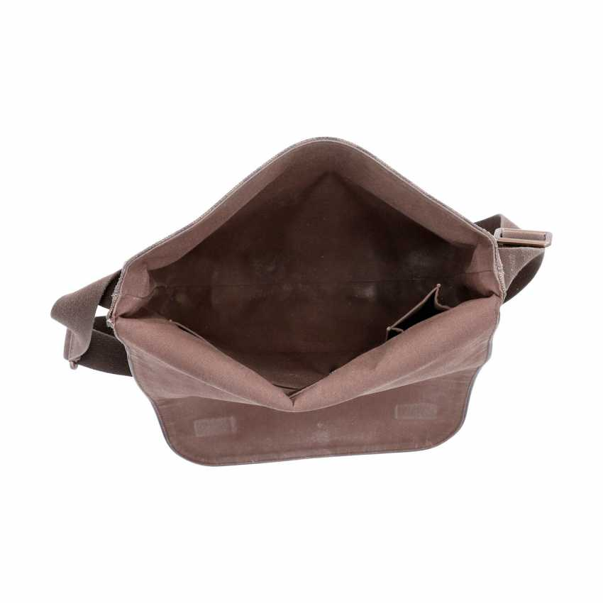 """LOUIS VUITTON Messenger Bag, """"BROOKLYN MM"""", Kollektion 2010. - photo 6"""