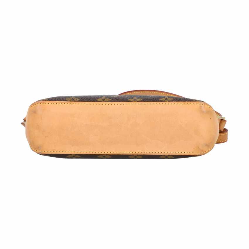 """LOUIS VUITTON shoulder bag """"TROTTEUR"""", collection 2003. - photo 5"""