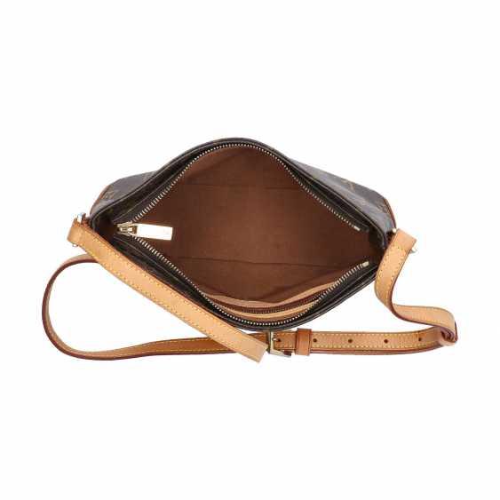 """LOUIS VUITTON shoulder bag """"TROTTEUR"""", collection 2003. - photo 6"""